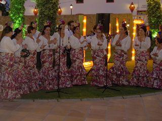Coro Rociero de la Borriquita de Montoro 2