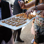 La boda de Maria Alcina Iglesias y Momento Andaluz Catering 10