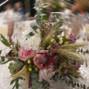 La boda de Mamen y Floristería Jicara 7