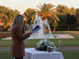 Ivana Villar - Maestra de Ceremonias 2