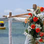 La boda de Rafael Fernandez y Restaurante Área Sunset 7