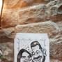La boda de Glor Nitta y DCM Caricaturas 8