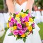 La boda de Lina Balcytyte y Sabrosura 5