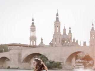 Rosa Clará, Zaragoza 1