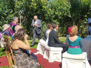Hapmaker Weddings - Maestro de Ceremonias 1