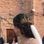 La boda de Bárbara Perez  y Floristería Las Camelias 12