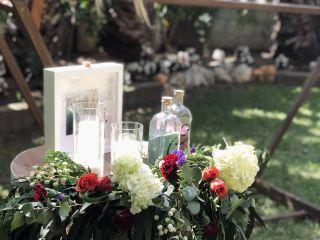 Masia Vallense Studio Floral 2
