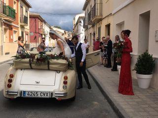 Coche clásico bodas 4