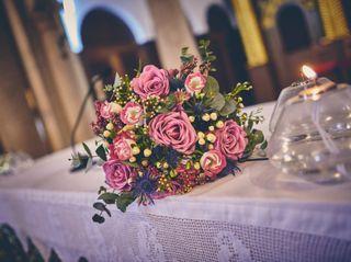 Milenrama diseño floral 1