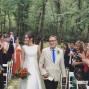 La boda de Cristina Plana Salip y Masia Montcorp 8