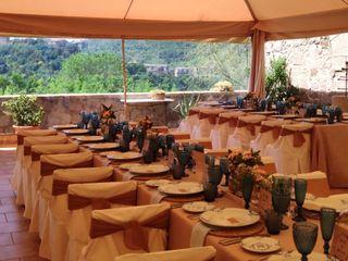Mirador del Montserrat Catering 2