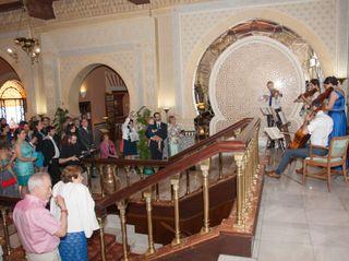 Hotel Alhambra Palace 5