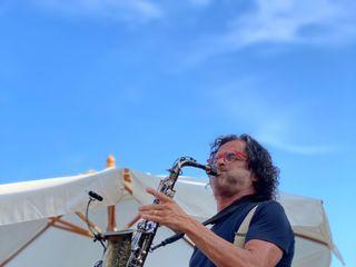 Pep Poblet - Saxofonista 1