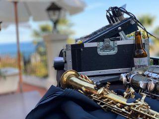 Pep Poblet - Saxofonista 3