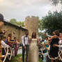 La boda de Cristina Magide y Castillo Torre Cellers 14