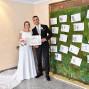 La boda de Adan Sala Catala y San Patricio 16