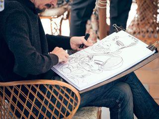 Víctor Samarkanda - Caricaturas 1