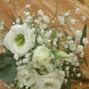 La boda de Virgi Villalonga y Floristería Majoris 7