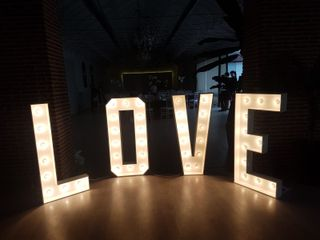 Deco Letras Love 1