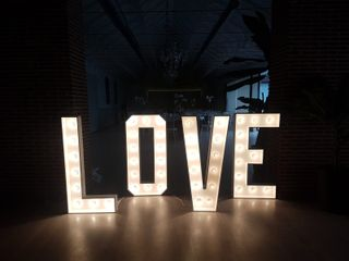 Deco Letras Love 2
