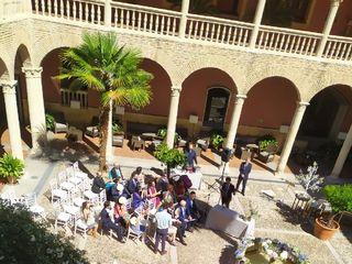 AC Palacio de Santa Paula, Restaurante El Claustro 1