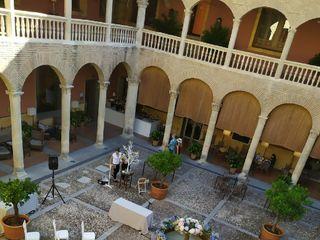 AC Palacio de Santa Paula, Restaurante El Claustro 2