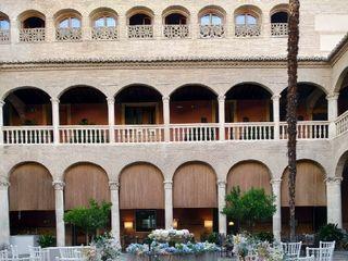 AC Palacio de Santa Paula, Restaurante El Claustro 3
