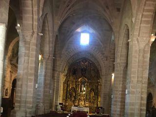 Eurostars Monumento Monasterio de San Clodio 1