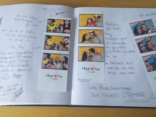 El Foto Box - fotomatón 1