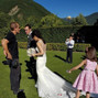 La boda de Arantxa Bravo y Hotel Tierra de Biescas 8