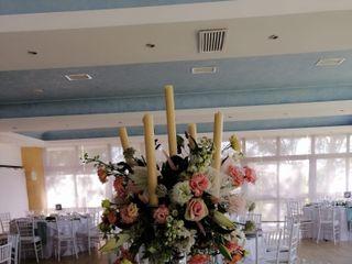 Girasoles Arte Floral 4