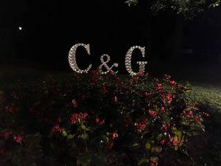 Letras para bodas MR 5