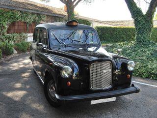 El Taxi Inglés en Madrid 4