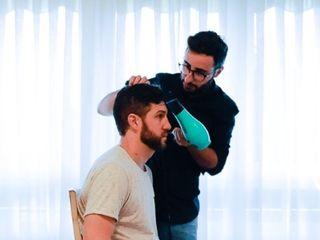 G.A.P  peluqueros 1