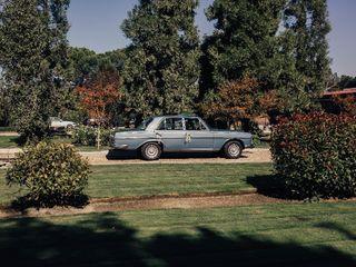 Jose - Mercedes 280SE 2