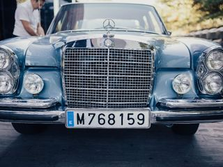 Jose - Mercedes 280SE 3