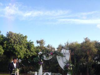 Xavier Castells - Maestro de ceremonias 1