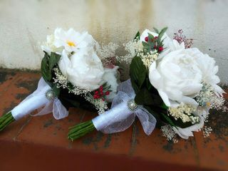 Wedding Paper Flowers 1