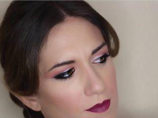 Marina Campos Make Up 1