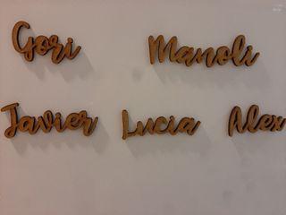 Nombres boda 2