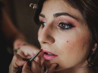Elisabeth Lavado Make-Up Artist 2