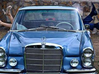Jose - Mercedes 280SE 5
