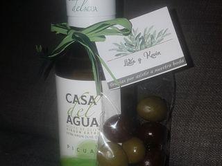 Miniaturas de aceite de oliva 1