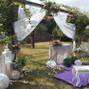 La boda de Maria Sanz y Janeiro Floristería 16