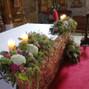 La boda de Blanca Fernández y Florart Floristería 9