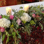 La boda de Blanca Fernández y Florart Floristería 10