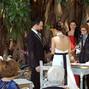 La boda de cinta pla y Villa Retiro 15