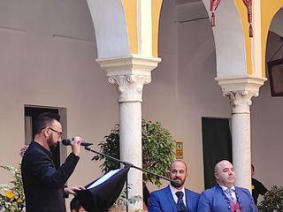 Manu Albarrán - Maestro de Ceremonias 4
