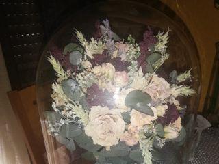 Flores para Siempre Lucía Cano - Conservación de ramos 3