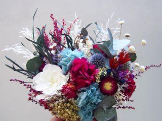 Valentina Nero Taller Floral 5